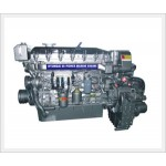 Daedong Marine Engine DD6CC 500PS